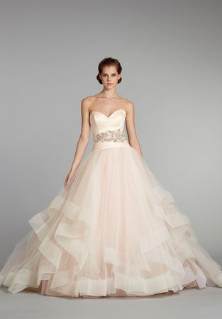hot wedding dresses trends in 2013